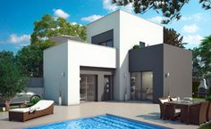 2 bedroom detached villa for sale in Valencia, Alicante, Rojales - Rightmove. Real Estate Houses, Modern House Design, Home Fashion, Property For Sale, Villa, 1, Mansions, House Styles, Outdoor Decor