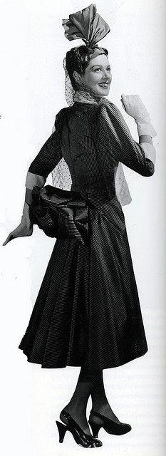 "Adrian Costume Designer the Women | Rosalind Russell wears an Adrian design for ""The Women"", 1939 | Flickr ..."