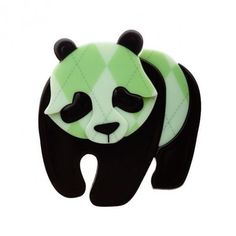 Round She Goes - Market Place - ERSTWILDER Pepe The Pondering Panda - FREE POSTAGE*