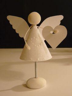 schlichter Engel