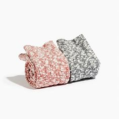 Madewell, 1937 Sparkly Ribbed Trouser Socks #GIFTWELL  #giftwell #sweeps