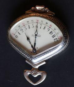 Record Watch - Niello Retrograduhr - Schweiz um 1900 Pocket Watch, Watches, Accessories, Nice Watches, Joie De Vivre, Nice Asses, Wristwatches, Pocket Watches, Clock