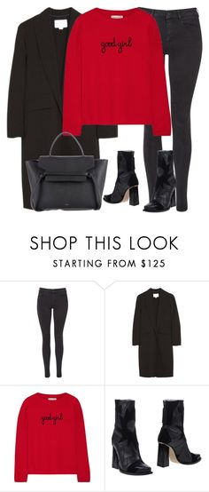 """Untitled #2939"" by elenaday on Polyvore featuring Maison Scotch, Alexander Wang, Chinti and Parker and MSGM"