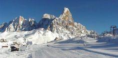 Forte Pericolo Valanghe: vietato il Fuoripista sulle Dolomiti http://news.mondoneve.it/pericolo-valanga-alpi-info-bollettin_6827.html #montagna #neve #sci #snow #mountain #ski #alps