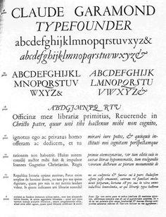 Los caractères de l' Universitè compuestos e impresos en la Imprimerie Nationale