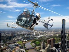 helicopter melbourne - Google Search