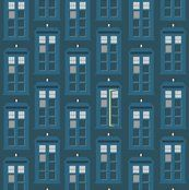Tardis fabric...how cool would it be to get pajamas in this?!?