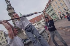 From our promo event in Bratislava - Street Workout, Bratislava, Calisthenics, Louvre, Building, Fitness, Travel, Voyage, Buildings