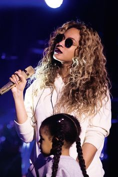 Beyoncé rehearsing for the Parkwood Holiday Party/Lemonade Screening! (Dec. 15, 2016)