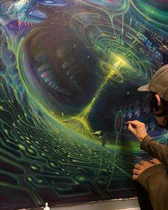 Visionary Art, Connection, Concert, Life, Instagram, Recital, Fine Art Paintings