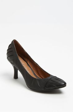 I do need basic black pumps for work... Since these @Jeffrey Campbell ones have kitten heels, they should be perfect, right?