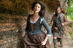 """Outlander TV Series 2015 