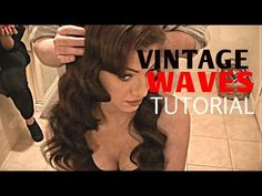 How To Get Glamorous Hollywood Waves with the TRESemmé PERFECTLY (UN)DONE Collection - YouTube