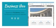 Business Idea - Multi-Purpose Responsive Theme - Business Corporate