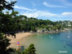 Holiday cottages in Salcombe, South Hams, Devon