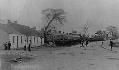 Pony and Trap, Blanchardstown Village Courtesy of Fingal County Libraries Old Photos, Vintage Photos, Dublin Street, Ireland Pictures, Photo Engraving, Ireland Homes, Dublin Ireland, Places To Visit, Explore