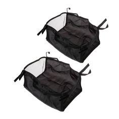109e70c2521 Cochecito de bebé de recién nacido cochecito cesta colgante cochecito fondo  sólido duradero bolso organizador