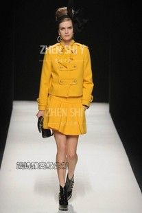Proverbs Sze Nga garments the advanced customization warm wool skirt tailored new autumn and winter 2012  $929.03