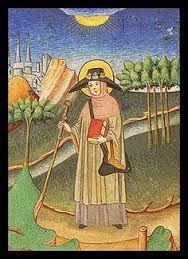 Image result for medieval female pilgrim