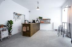 ZAMM Vienna Coffee Art, Coffee Shop, Vienna, Interior Decorating, Maximilian, Inspiration, Collection, Retail, Concept