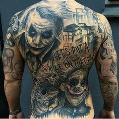 Tattoo & Tattoo : Foto