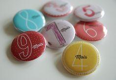 • badge grossesse