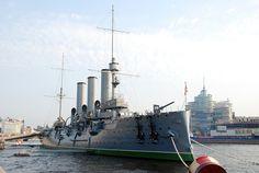 Cruiser Aurora, St. Petersburg, Russia #travel #russia #saintpetersburg #2go #war #museum #battleship