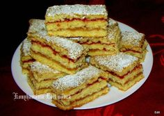 Hungarian Recipes, Sweet Cookies, French Toast, Muffins, Pie, Food And Drink, Breakfast, Cakes, Drinks