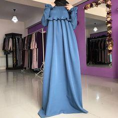 Цена 3500 - Tesettür Tunik Modelleri 2020 - Tesettür Modelleri ve Modası 2019 ve 2020 Mode Abaya, Mode Hijab, Club Dresses, Women's Dresses, African Fashion Dresses, Fashion Outfits, Hijab Evening Dress, Hijab Style Dress, Hijab Fashionista