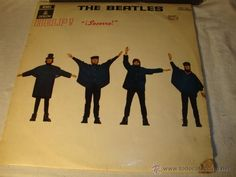 Beatles The Help! Label: Odeon oscuro MOCL 136 Spain 1965 1J060-04.257M