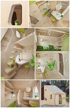Una mini-vivienda inteligente para estudiantes | La Bioguía