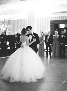 Romantic Ballroom Wedding: Planning: Simply Chic Events - asimplychicevent.com/ Photography: Eric Kelley