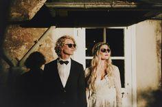 Samuel + Hildegunn // Wedding // Normandy France » Logan Cole Photography