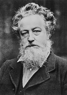 Textile designer, artist, writer, poet, publisher, architect and socialist William Morris (1834-1896) was the defining figure of the British Arts & Crafts movement. His craftsmanship ideals and use of stylised floral and organic forms resonated with many Art Nouveau artists. Intimately connected to the Pre-Raphaelite Brotherhood and inspired by the writings of Ruskin, Morris rejected the tawdry production values and dehumanising aspects of industrialisation. In 1888, the Arts and Crafts…