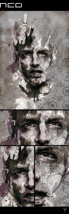 Y by Florian NICOLLE, via Behance
