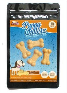 Puppy Peanut Butter Jello