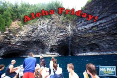 Kauai, Rafting, Snorkeling, Coast, Ocean, Neon Signs, Tours, Adventure, Explore