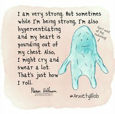 I am very strong
