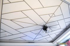Master Bedroom Ceiling Design for less than $100