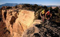 Mountain biking.. extreme