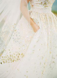 The Leo wedding dress: http://www.stylemepretty.com/2016/03/23/wedding-style-zodiac-sign-astrology/
