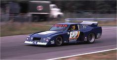 Toyota Celica Group 5 race car