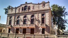 Teatro Nacional Manuel Bonilla.