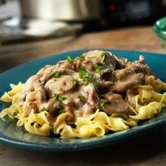 I worked on this recipe for an entire year until I got it down into what I consider perfection. I've never had a stroganoff that I like better than this one! For a change, can also substitute rice or mashed potatoes in place of the egg noodles. - Beef Stroganoff