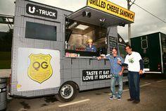 Eduardo do QG e David da Brasil America Trucks