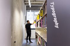 A Library for the new New Zealand on Behance