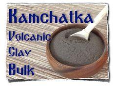 Bulk Kamchatka Volcanic Clay   5kg / 11lb.  20% от AltaiBotanicals
