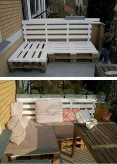 Incredible 15 Affordable DIY Outdoor Bench Ideas http://godiygo.com/2017/11/07/15-affordable-diy-outdoor-bench-ideas/