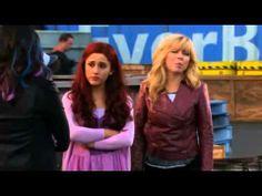 Sam & Cat: #The Killer Tuna Jump (Full Episode) 1-18-14 Episode 23 [Part 1] - YouTube