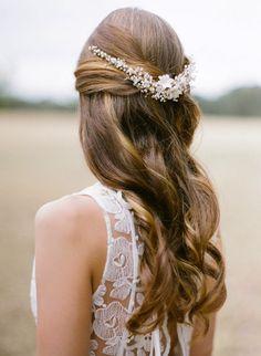 SONNET crystal wedding headpiece 01
